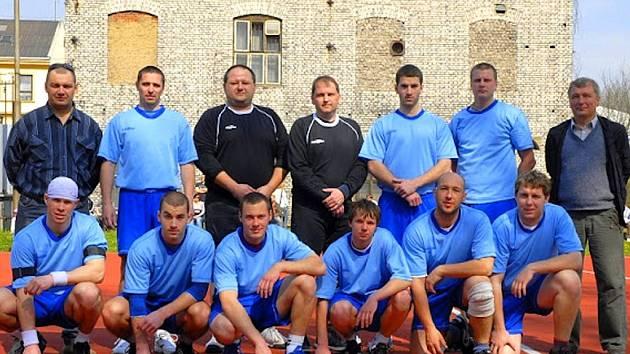 SK Studénka, tým hrající 1. ligu národní házené.
