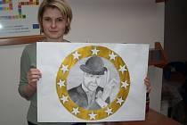 Žáci ze základních škol na Novojičínsku navrhovaly, jak by měla vypadat budoucí podoba českého eura. Mezi výtvory se objevily pohádkové postavy jako Bob a Bobek či Pan Tau.