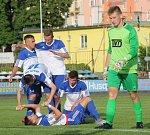 FK NOVÝ JIČÍN – FC TVD SLAVIČÍN.