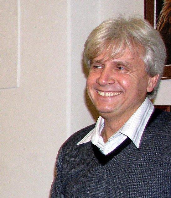 Ředitel záchranné stanice v Bartošovicích Petr Orel.