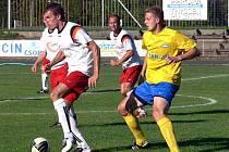 FK Nový Jičín – FK SAN-JV Šumperk 1:0