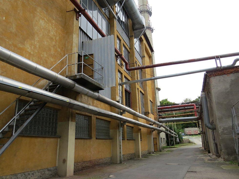 Jochen Hückel navštívil továrnu Tonak v Novém Jičíně.