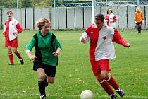 Fotbalistky Stachovic porazily v 9. kole Moravskoslezské divize žen, skupiny A, hráčky štramberského Kotouče.