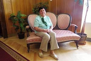 Marie Šimečková učila v Trnávce téměř čtyři desetiletí.