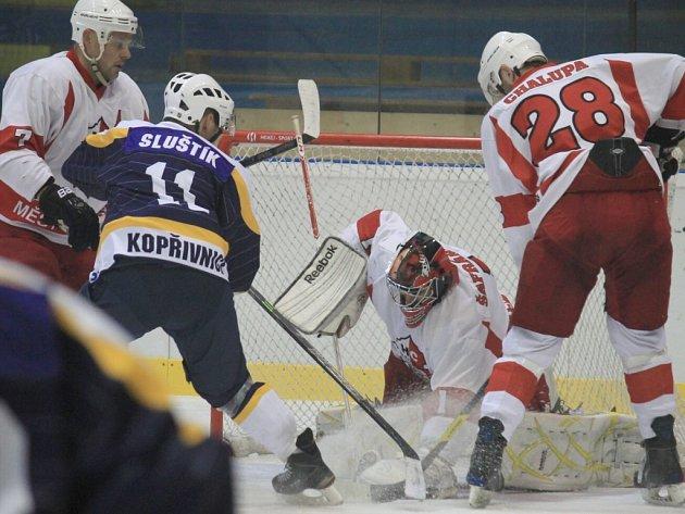 HC Kopřivnice – HC Slezan Opava.
