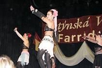 Orientálnímu tanci, ale nejen jemu, patřil o víkendu Katolický dům v Kopřivnici. Studio orientálních tanců Farridah tam pořádalo 3. ročník festivalu Šostýnská Venuše.