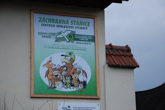 Záchraná stanice v Bartošovicích. Ilustrační foto.
