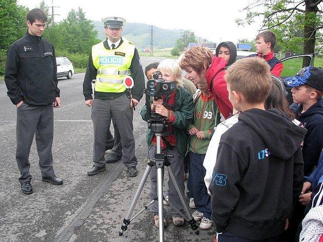 Prevence patří mezi důležité složky činnosti oderské policie.