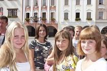 Do Beskyd přijely děti na poznávací a ozdravný pobyt z ukrajinské vesnice Ševčenkovo.