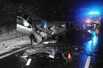 Pondělní nehoda na okraj Příbora.