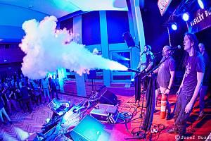 Vícežánrový hudební festival Kořeny se konal ve Frenštátě pod Rdahoštěm už pojedenácté.