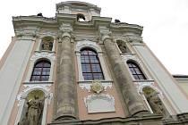 Kostel Nejsvětější Trojice ve Fulneku bude rovněž přístupný v pátek 28. květa na Noc kostelů.