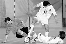 Futsalový tým Jokerit Kopřivnice je nejenom lídr 1. okresní třídy, ale také jediný celek, který ještě neokusil hořkost porážky.