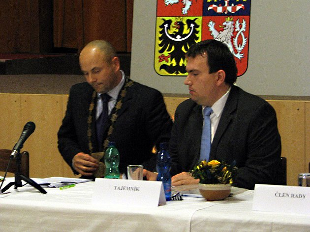 Petr Klimek je novým starostou Bílovce.
