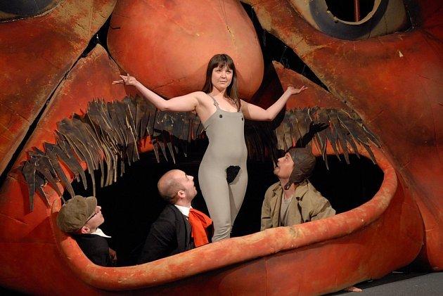 Kopřivnice je zaslíbená materským kulturním aktivitám. Vedle dovednostní přehlídky Schody je to například divadelní přehlídka Kopřiva.