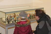 Vánoční atmosféra dýchla na všechny, jež v sobotu 13. prosince zavítali do muzea v Příboře. Začala tam totiž výstava betlémů a zároveň se tam konalo tvůrčí setkání podbeskydských betlemářů.