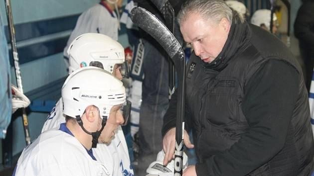 Aleš Flašar přišel k novojičínskému týmu 2. prosince. O jeho dalším působení na lavičce Nového Jičína bude jasno po skončení letošního ročníku.