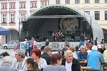 Třetí ročník novojičínského Pivobraní. Masarykovo náměstí o víkendu zaplnily na dvě desítky minipivovarů, nejen z regionu, ale také ze zahraničí.