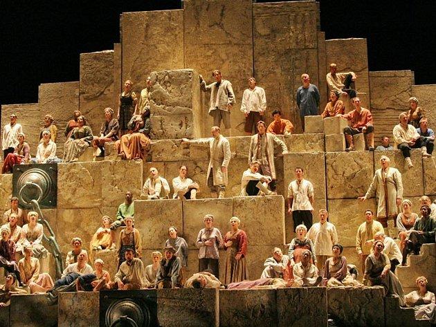 Nabucco. Ilustrační foto.