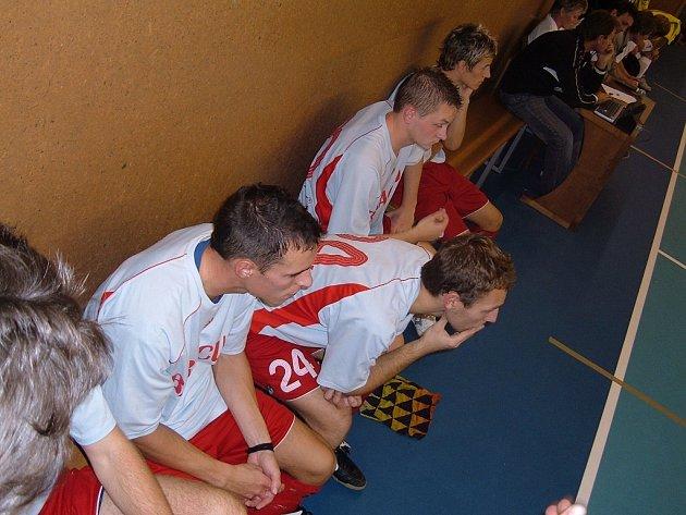 Hráči Tatranu Baracuda Jakubčovice se v sobotu radovali podruhé v sezoně.