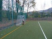 Nové víceúčelové hřiště nechalo vystavět město Frenštát pod Radhoštěm v místní části Kopaná.
