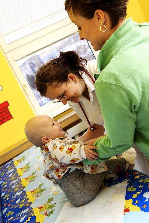 Malí pacienti v novojičínské nemocnici o Vánoce nepřijdou.