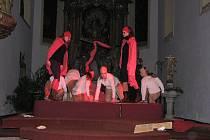 Celostátní přehlídka zájmové umělecké činnosti církevních škol v Odrách