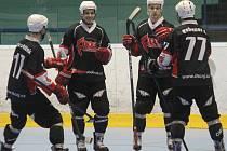 Inline hokejisté Nového Jičína vstupují do čtvrtfinálové série.