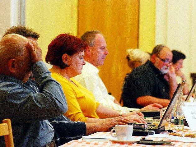 Zastupitelé Příbora mají notebooky již od roku 2009.