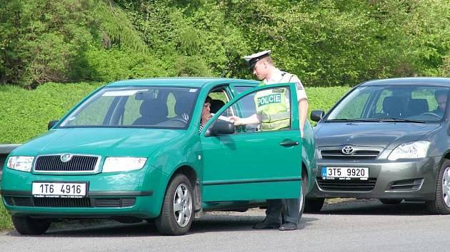 Policisté provádějí stále častěji kontroly na alkohol.