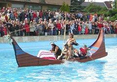 Recesní akce Jako za mlada v roce 2005 hostila i Vikingy.