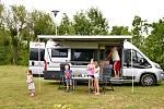 Dovolená v karavanu je u lidí stále oblíbenější.
