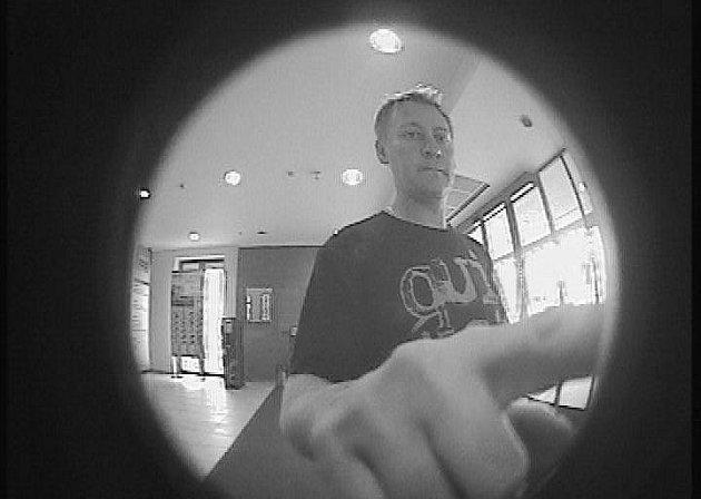 Záběry kamery