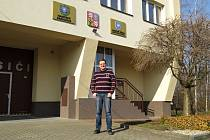 Tomáš Horut je starostou Bernartic nad Odrou první volební období.