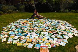 Zuzana Pospíšilová už má na kontě přes 250 knih převážně pro děti.