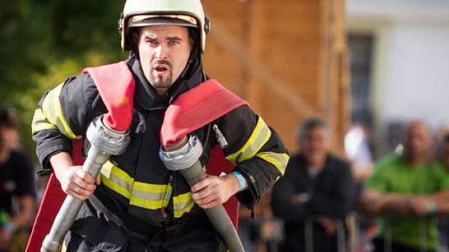 Druhé mistrovství v České republice dobrovolných hasičů v soutěži o nejtvrdšího hasiče se uskutečnilo v sobotu 1. října. Mistrovství se ve Štramberku účastnilo celkem 64 dobrovolných hasičů.