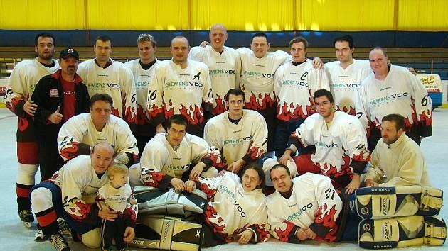 Kopřivnický tým uspěl na 4. ročníku Otevřeného mistrovství republiky amatérů v Nymburce.