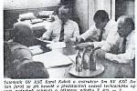 Tatrovák se věnoval výjezdnímu zasedání předsednictva OV KSČ, které hodnotilo postup modernizace automobilu T 815 – 2.