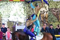 Skupina frenštátského Slovanu si v domácím prostředí vyjela zlato a juniorka Tereza Czyžová pak přidala rovněž jasné prvenství.