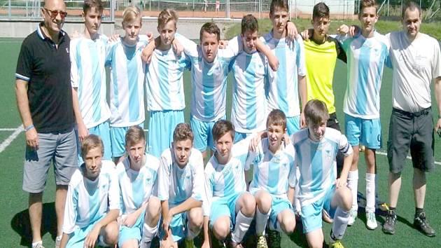 FK Nový Jičín starší žáci