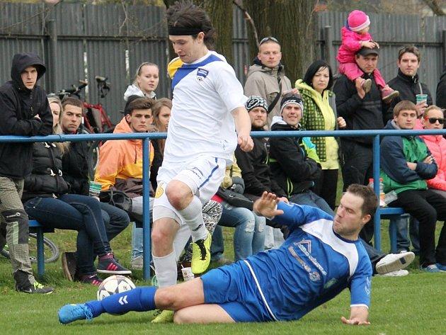 Šlágr víkendového kola I. A třídy, sk. B: SK Beskyd Frenštát P. R. – AFC Veřovice 0:0