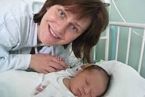 Julie Albertová, Nový Jičín, nar. 27. 7. 2008, 3400 g, 51 cm