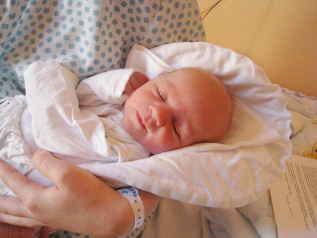 Lukáš Lešánek, Nový Jičín, nar. 5. 11. 2011, 48 cm, 3,63 kg, nemocnice Nový Jičín.