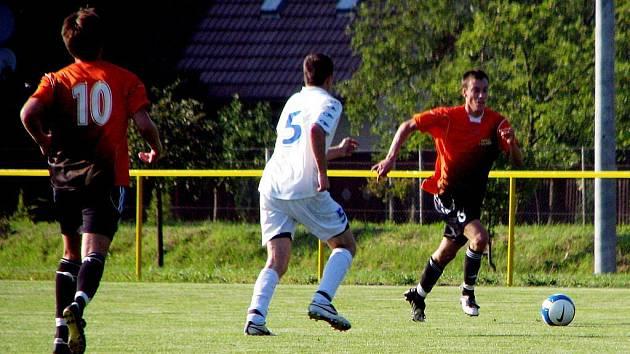 Hájek a synové Jakubčovice – Fotbal Fulnek 0:1
