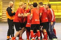 Jakubčovické futsalisty čekají poslední dvě utkání v sezoně.