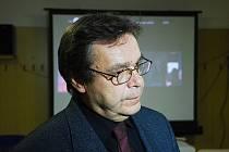 Ředitel nemocnice Tomáš Nykel.