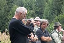 Vypouštění již třetí generace orlů do Beskyd přineslo novinku v podobě satelitní vysílačky, kterou dostal samec Jakub.