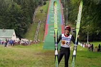 Jiří Parma skončil na 15. místě.