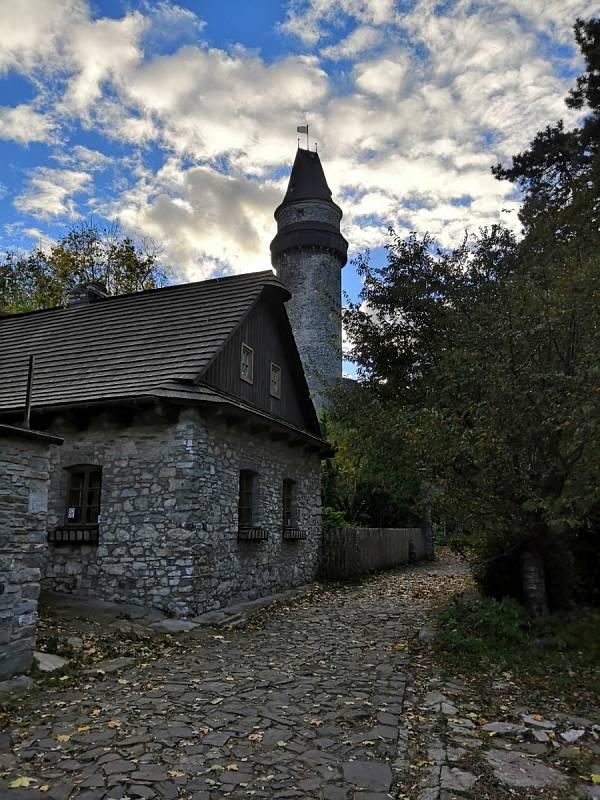 Město Štramberk.