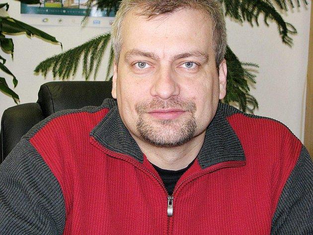 Zdeněk Vajda, starosta obce Závišice